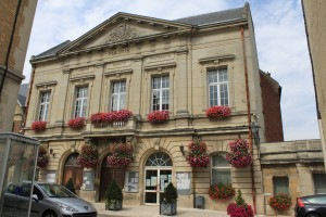 Ville Saint-Gobain - mairie